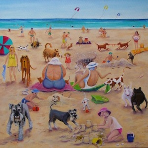 The Dog Beach